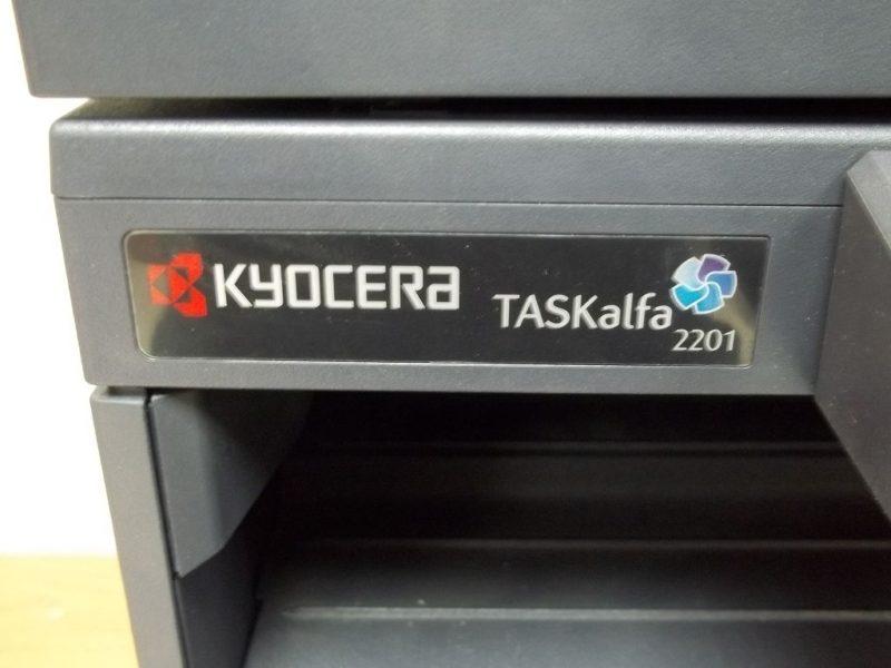 МФУ Kyocera TASKalfa 2201