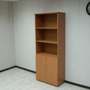 Шкаф-стеллаж полуоткрытый бу
